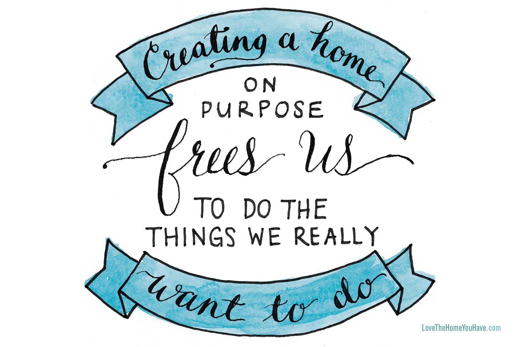Create A Home on Purpose