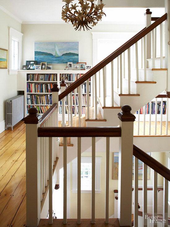 House Tour - Staircase