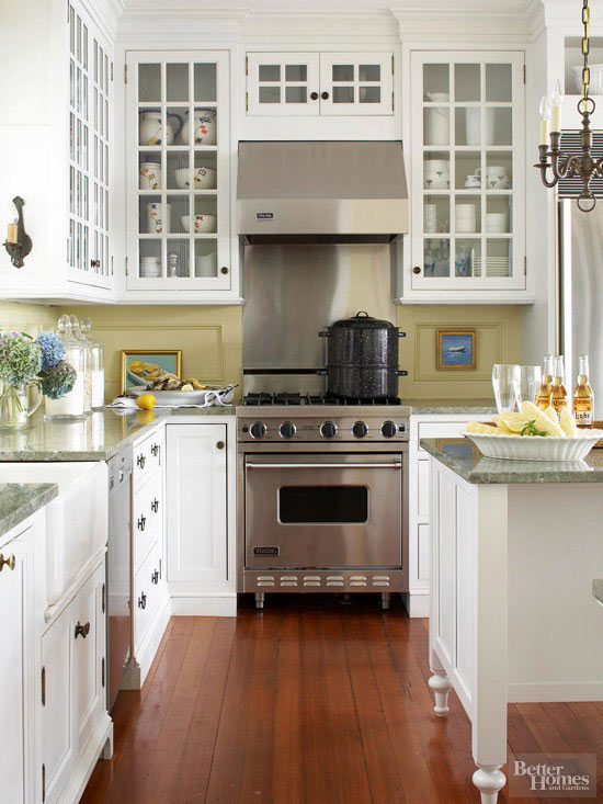 House Tour - White Kitchen