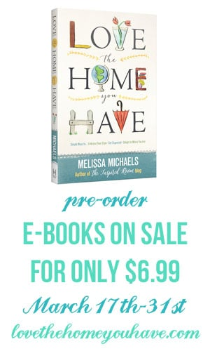 Love the Home You Have - Ebooks on 50 percent off