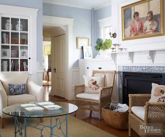 Shingled House Tour - BHG