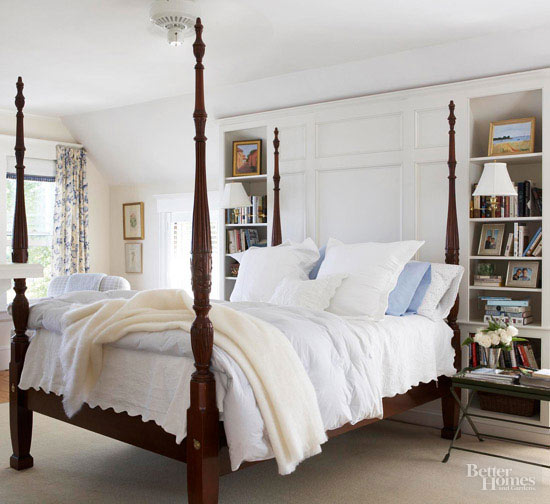 Shingled House Tour Bedroom