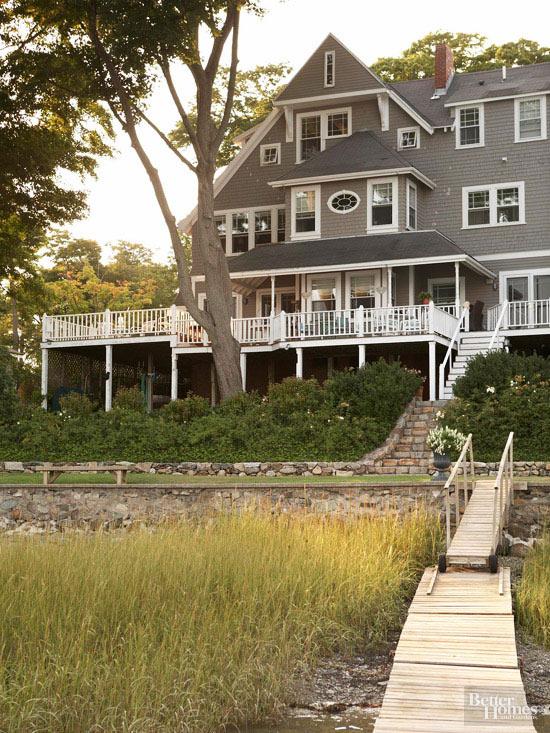 Shingled House Tour {If I Lived Here}