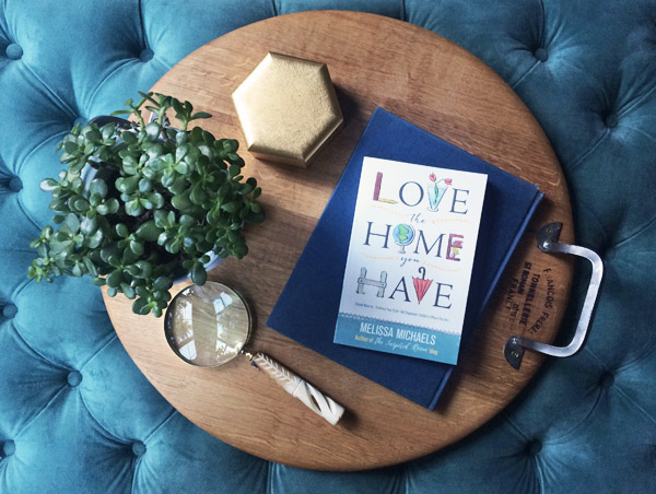 The Inspired Room - Love the Home You Have Book