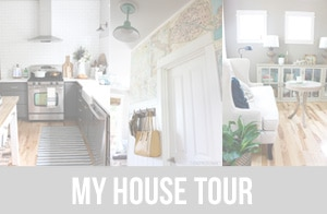The Inspired Room Blog House Tour