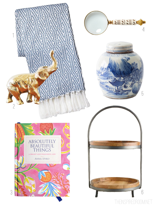 The Inspired Room blog - Window Shopping