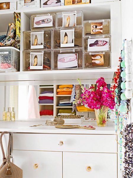Tips for an organized closet