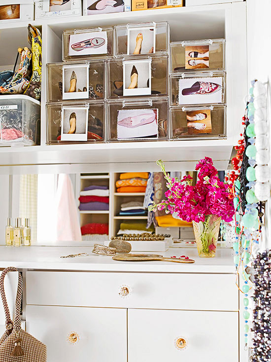 10 Minute Tasks for An Organized Closet