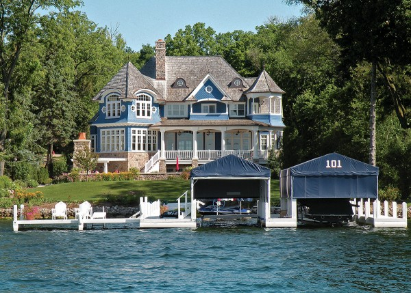 Lake Geneva Home