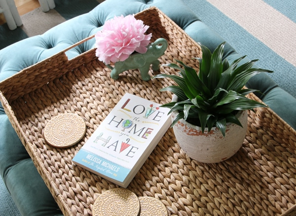 Love the Home You Have - by The Inspired Room blog