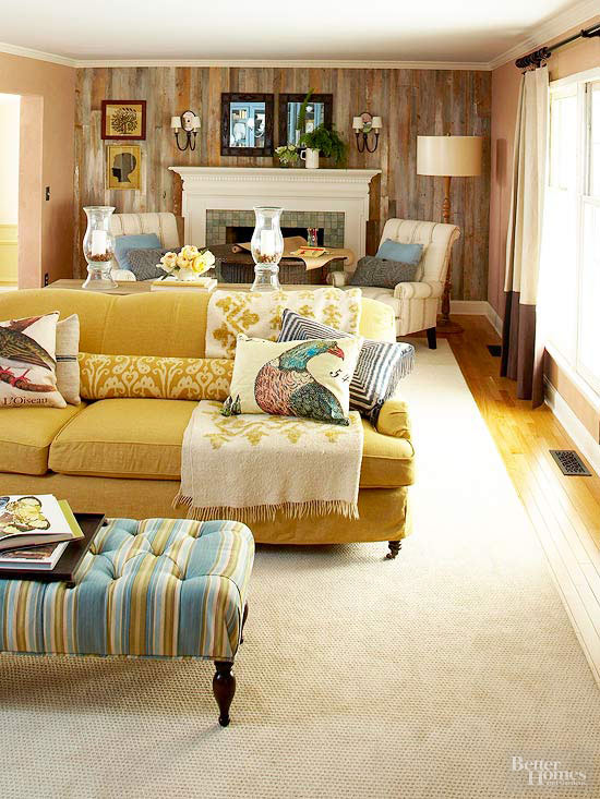 Four Ways To Create Cozier Conversation Areas The
