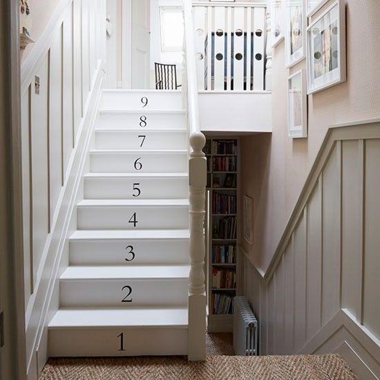 Staircases & Big Steps {Part One}