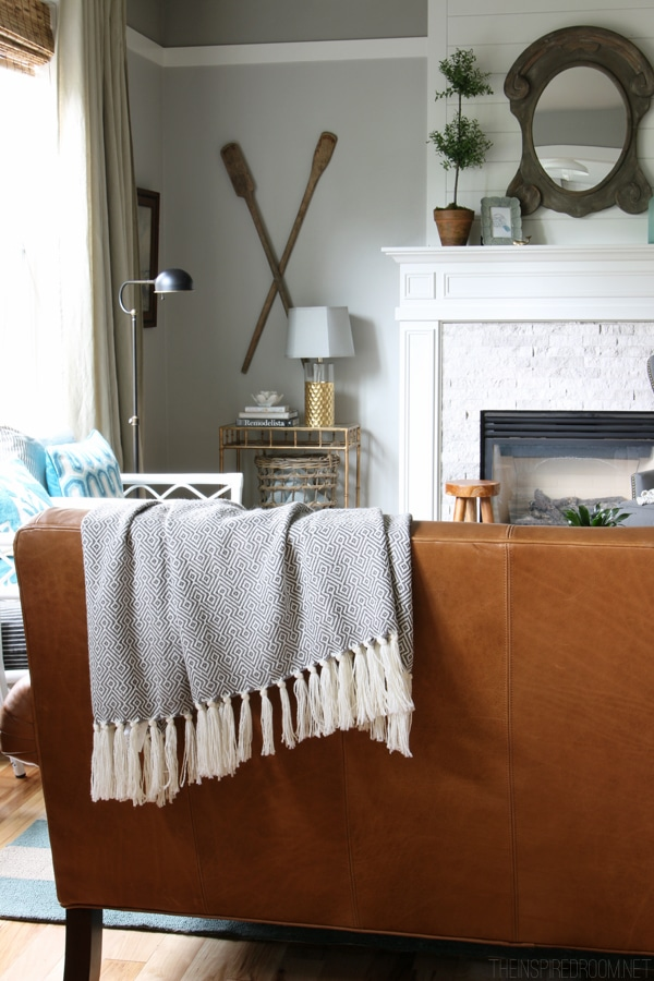 Summer House Tour - The Inspired Room blog
