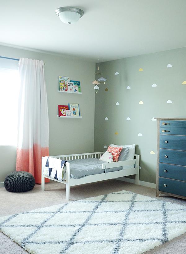 Toddler Girl's Room Reveal