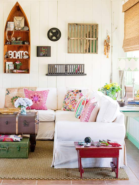 Four Ways to Create Cozier Conversation Areas