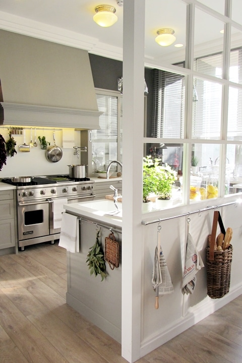 Let there be light! {Small Space Remodeling Tip}