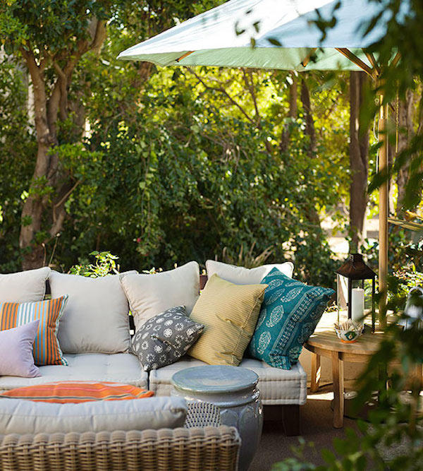 Outdoor Room - Cozy Couch