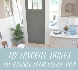 The Inspired Room Shop - Online Store - Favorite Things