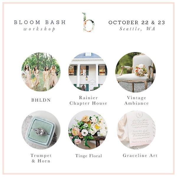 """Bloom Bash {Một hội thảo sáng tạo ở Seattle!} """"Chiều rộng = """"600"""" height = """"600"""" srcset = """"https://theinspiredroom.net/wp-content/uploads/2015/07/Bloom-Bash-Seatussy-Artists.jpg 600w, https://theinspiredroom.net/wp -content / uploads / 2015/07 / Bloom-Bash-Seattle-Artists-125361.jpg 125w, https://theinspiredroom.net/wp-content/uploads/2015/07/Bloom-Bash-Seatussy-Artists-300x300. jpg 300w, https://theinspiredroom.net/wp-content/uploads/2015/07/Bloom-Bash-Seatussy-Artists-455x455.jpg 455w, https://theinspiredroom.net/wp-content/uploads/2015/ 07 / Bloom-Bash-Seattle-Artists-160x160.jpg 160w, https://theinspiredroom.net/wp-content/uploads/2015/07/Bloom-Bash-Seatussy-Artists-320x320.jpg 320w, https: // theinspiredroom.net/wp-content/uploads/2015/07/Bloom-Bash-Seatussy-Artists-500x500.jpg 500w """"size ="""" (max-width: 600px) 100vw, 600px """"data-jpi bfi-post-excerpt = """""""" data-jpibfi-post-url = """"https://theinspiredroom.net/2015/07/16/bloom-bash-in-seatussy/"""" data-jpibfi-post-title = """"Bloom Bash {Một hội thảo sáng tạo ở Seattle!} """"Data-jpibfi-src ="""" https://theinspiredroom.net/wp-content/uploads/2015/07/Bloom-Bash-Seatussy-Artists.jpg """"/> </p> <p> Vào ngày thứ hai của hội thảo, chúng tôi sẽ thiết lập một bộ ảnh cưới theo phong cách tuyệt đẹp, nơi tất cả các vị khách sẽ có thể thực hành chụp ảnh các mô hình và các mẫu bàn được thiết kế đẹp mắt với bộ đồ ăn và trang trí đáng yêu được cung cấp bởi <a href="""
