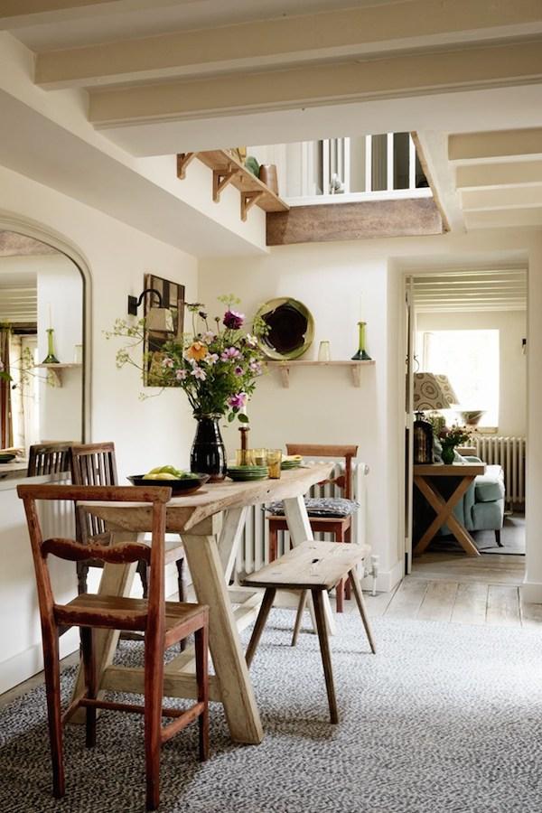 Charming Cottage Tour {5 Takeaway Tips}