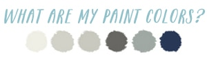 Favorite Neutral Paint Colors - The Inspired Room Home - Designer Paint Colors