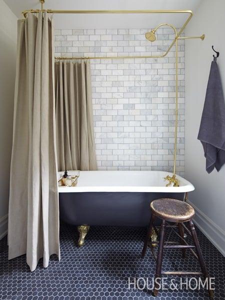 Divided Master Bathrooms {Jack & Jill Style}