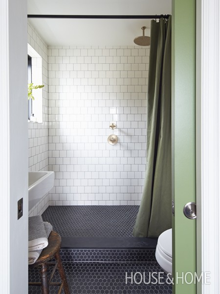 Divided Master Bathrooms {Jack & Jill Style}