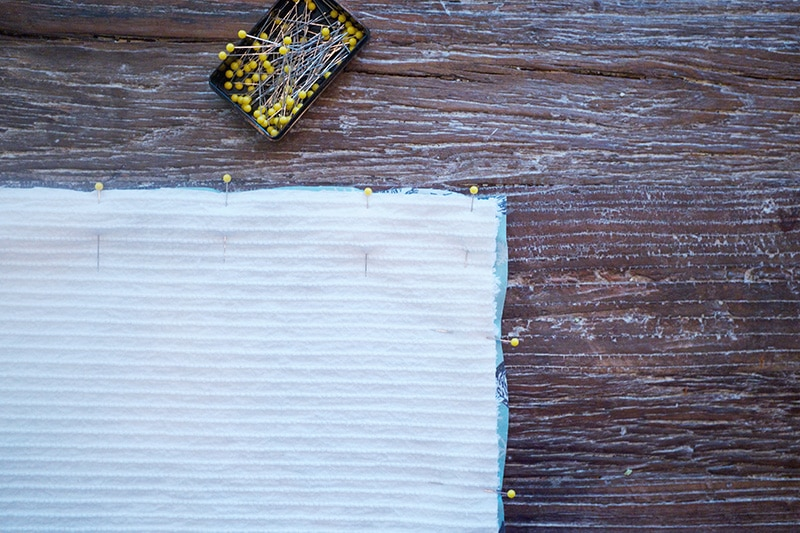 DIY Baby Gifts: Burp Cloth Tutorial