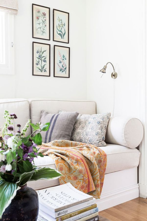 Light and Airy Summer Decorating