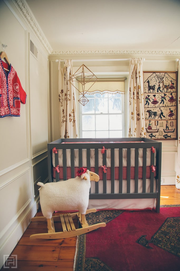 Nursery Design by Fieldstone Hill Designs