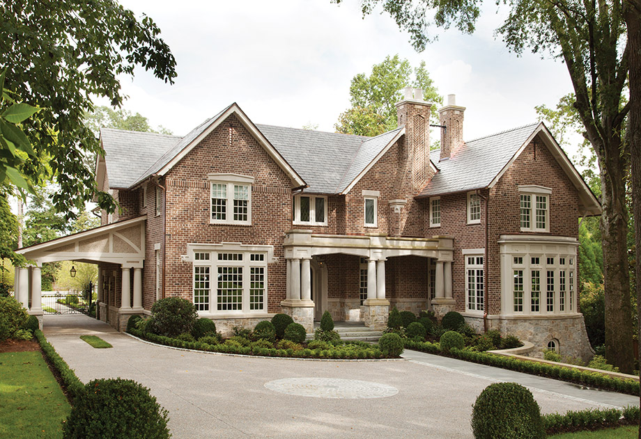 Gorgeous Brick House {If I Lived Here}
