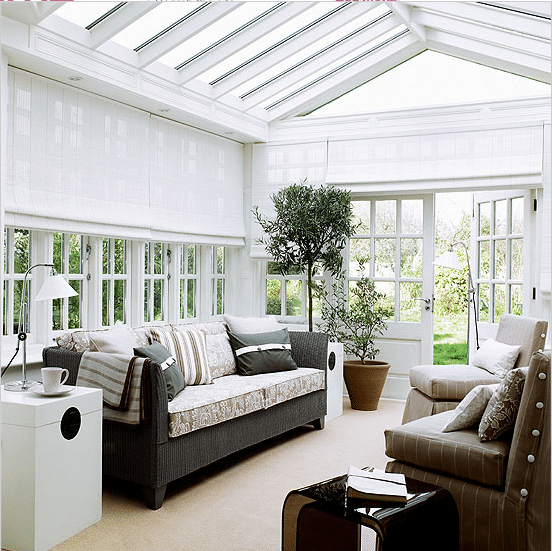 {Inspired By} Conservatories