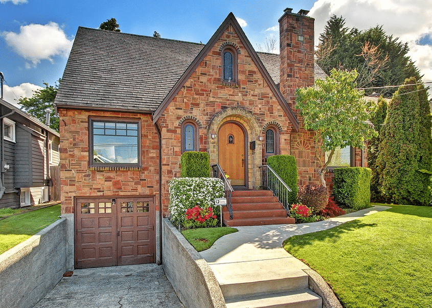 Seattle Brick House Recently Sold