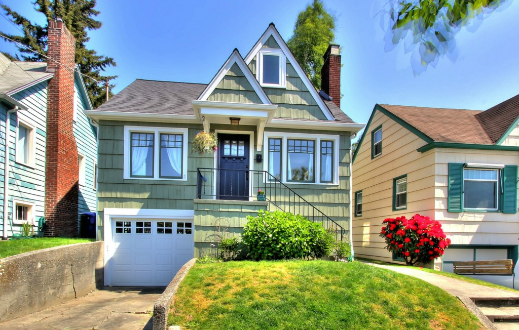 House Hunting in Seattle