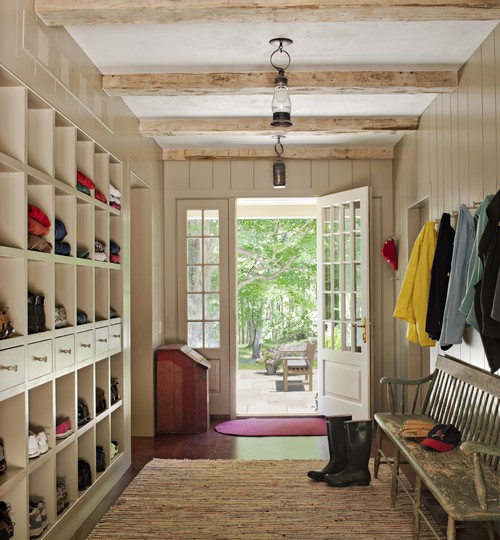 10 Perfect Fall Mudrooms The Inspired Room