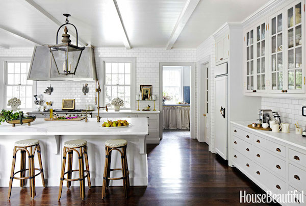 Inspired By Beautiful Charming Kitchens