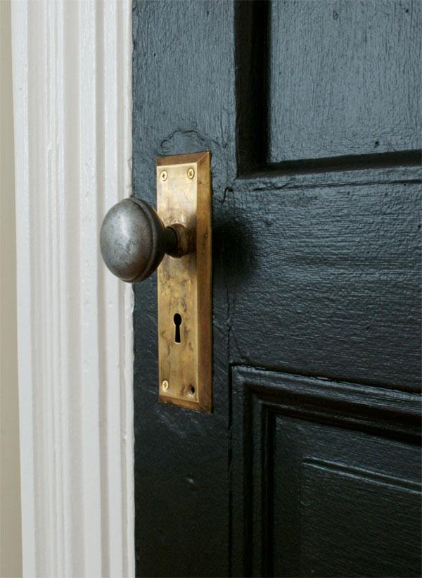 {Inspired By} Unique Doorknobs