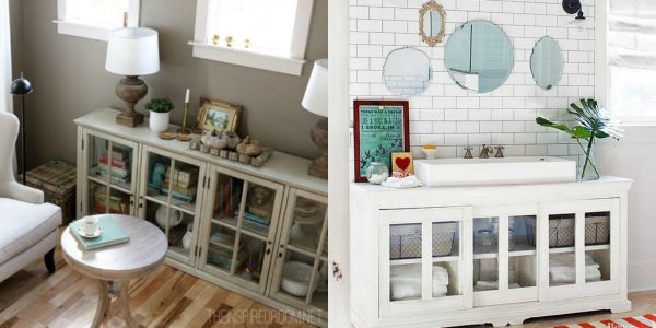 Furniture repurpose inspiration