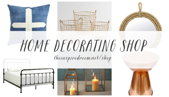 Home Decorating Shop - The Inspired Room