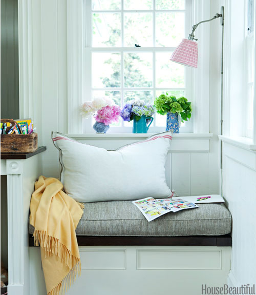 Small Space Window Seat