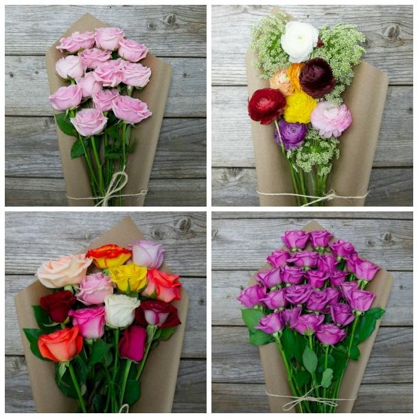 Inviting Beauty Everyday {Fresh Flowers}