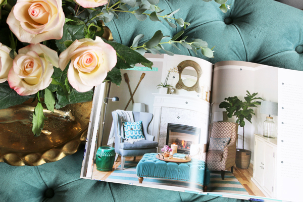 A peek inside my new book: The Inspired Room