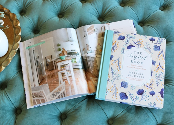 The Inspired Room - a new coffee table book - Simple Ideas to Love the Home You Have