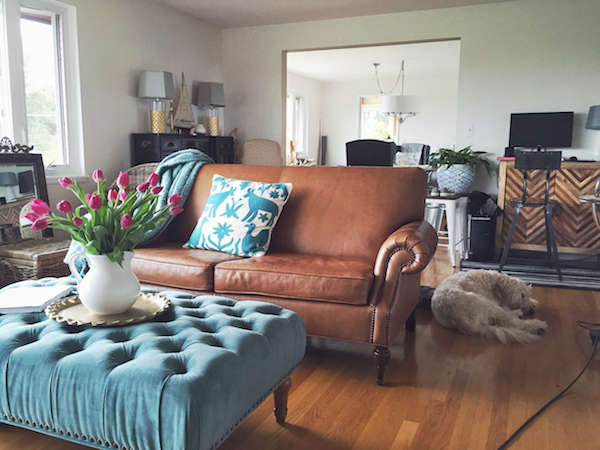 The Inspired Room - Getting Settled Into Our New Seattle Home