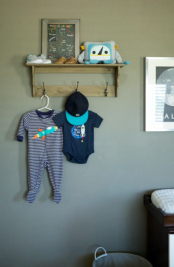 A Boy and His Room: An Introduction and Nursery Tour
