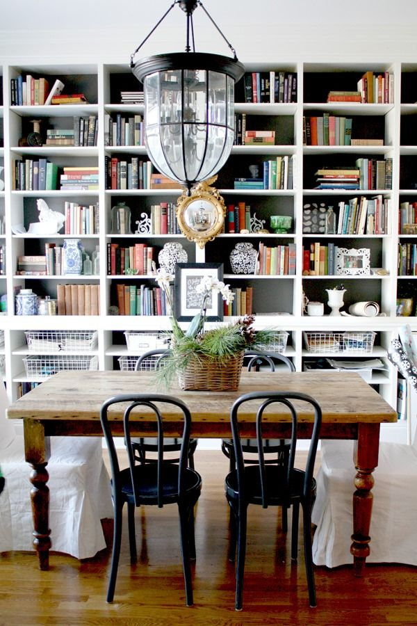 Vision for the Dining Room Built-Ins {My New House}