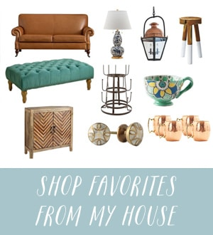 Shop Favorites from The Inspired Room - Decorating Sources