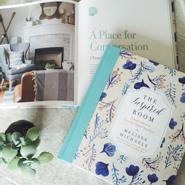 The Inspired Room Book Tour {Bloggers' Favorite Rooms!}