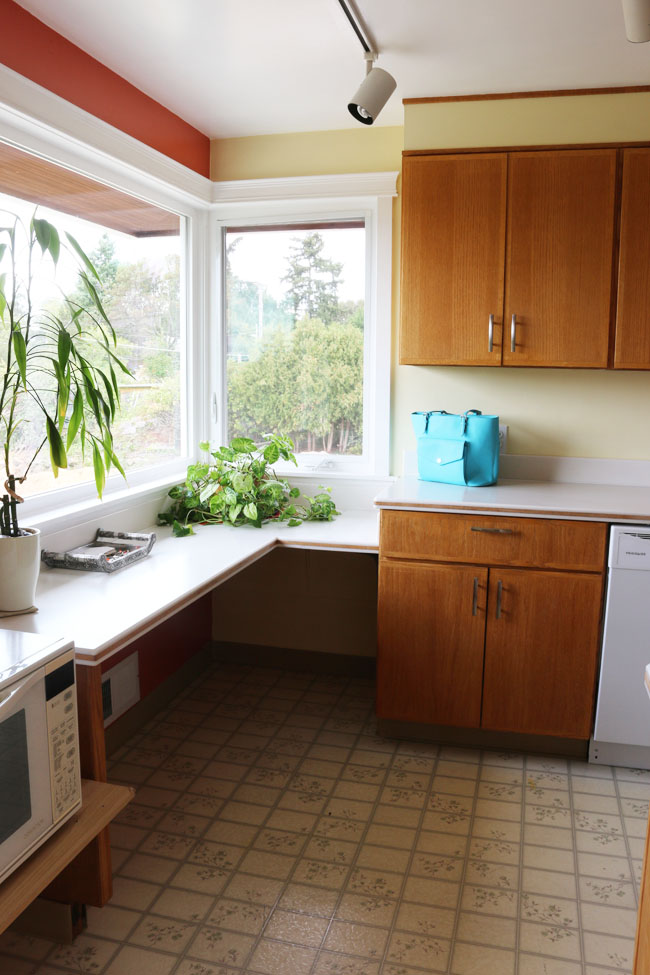 My Kitchen Remodel Windows Flush With Counter The Inspired Room