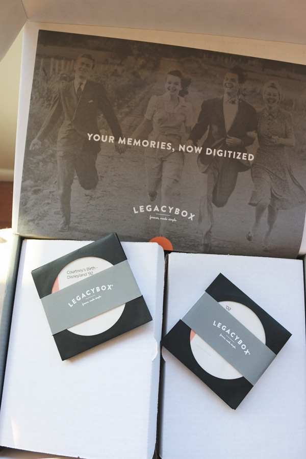 Legacybox {Preserving Family Memories}